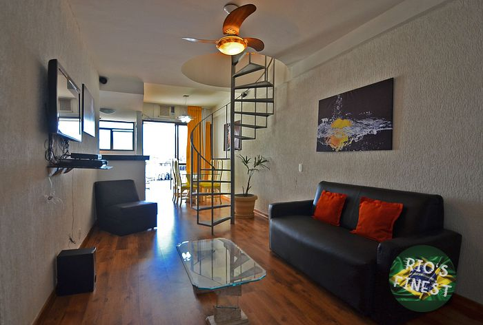 Close to Ipanema - Penthouse Apartment with Pool in Copacaba