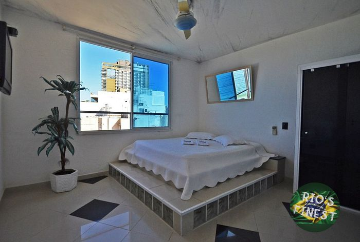Copacabana 3 Bedrooms макс.  чел.