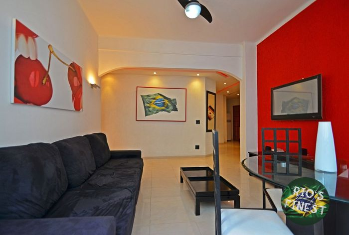 Copacabana 3 Bedrooms max  Persons