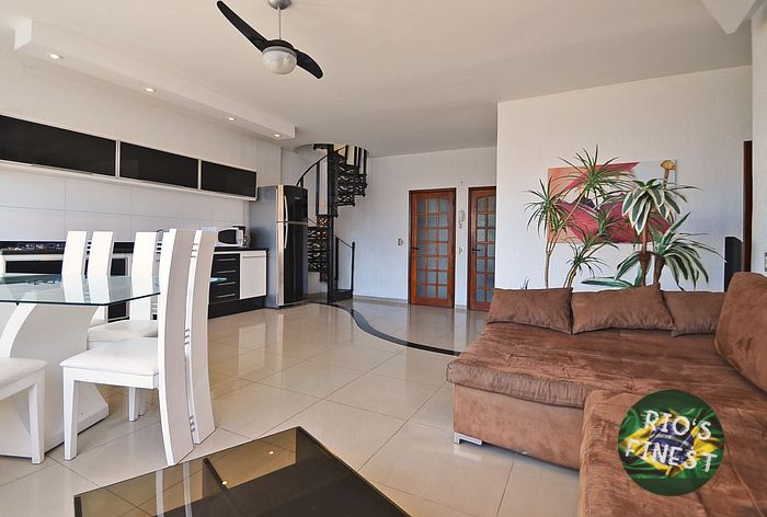 Penthouse Wohnung mit Pool in Rio